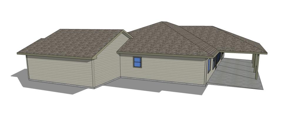 Bowman Main HOUSE Plan right view