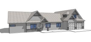 Della Dean House plan