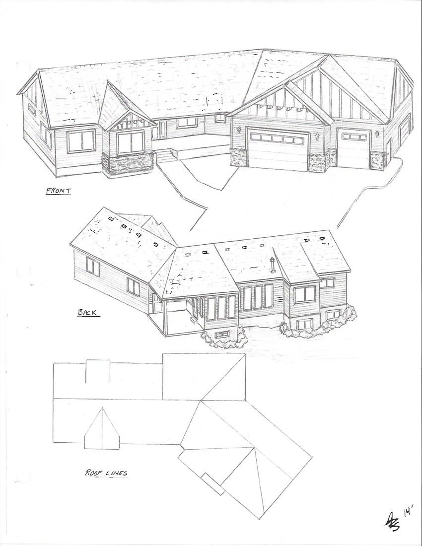 Affordable Spokane House Plans Addition Plans Shop Plans