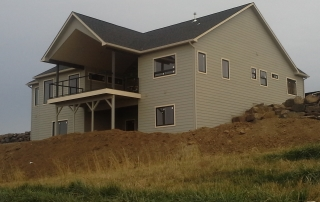 The Cobb Custom Home Design, Valleyford, Wa.