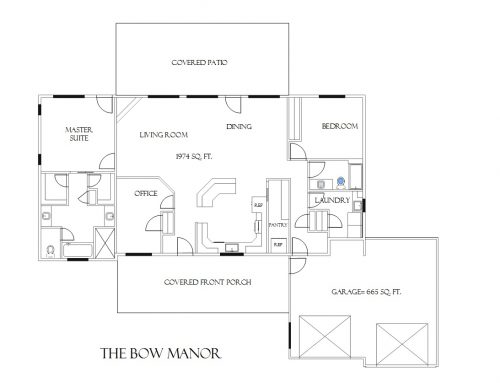 The Bow Manor