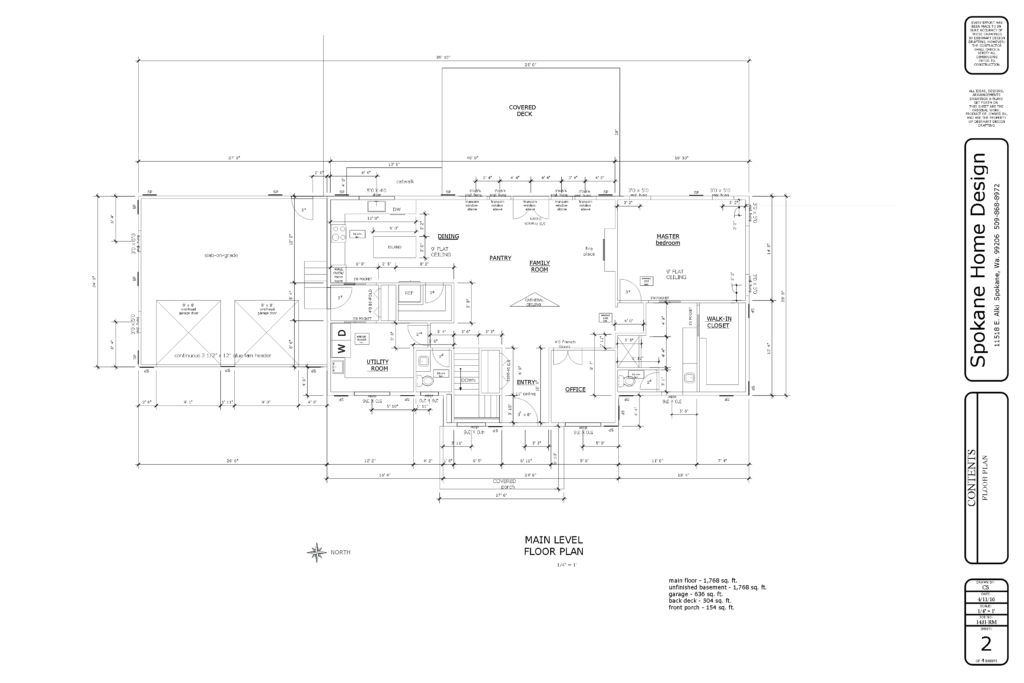These are Miller's custom home plans