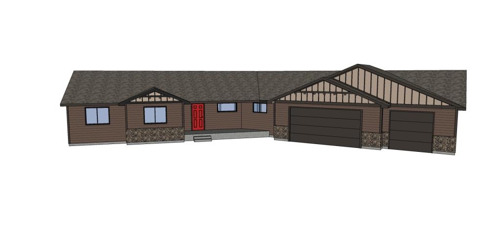 angled home plan in spokane wa