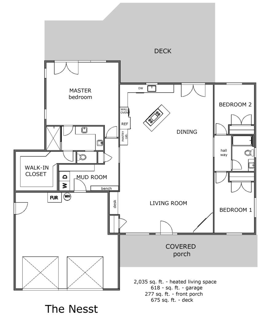 The Nesst House Plan