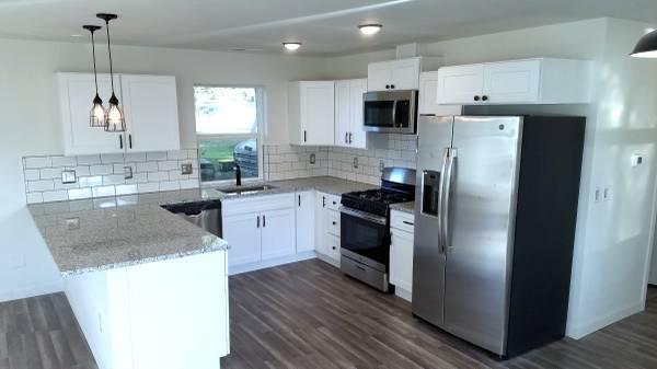 The Newman house plan - kitchen