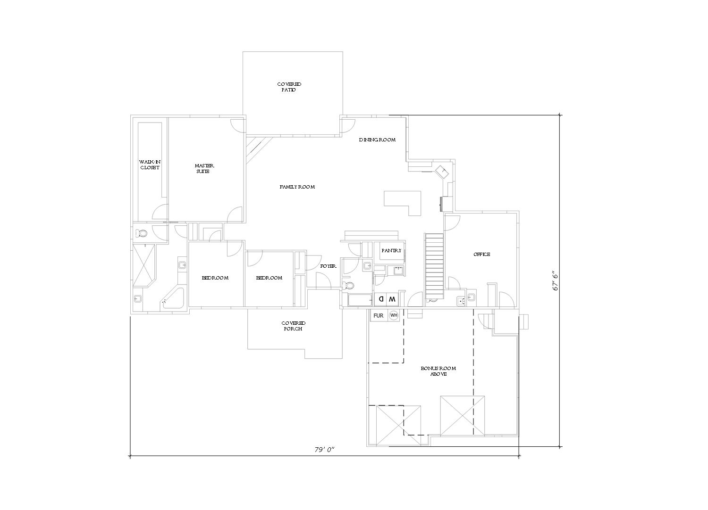 Luna Landing House Plans